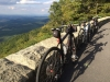 Bicycles at Overlook