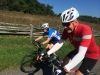 Cyclists on Blue Ridge Parkway
