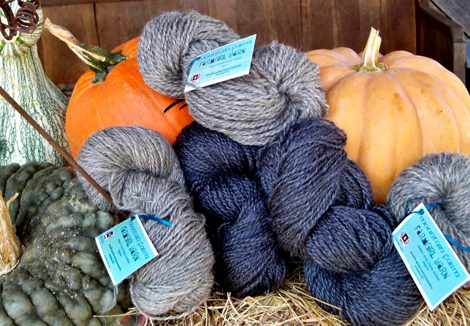 Mountain Farm Yarn