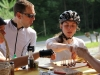 Cyclists & Foodies on Cycle to Farm Bike Tour