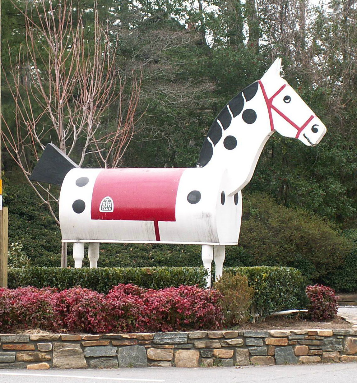 Tryon Horse Sculpture.JPG