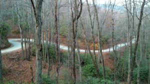 Winding Mill Creek Road
