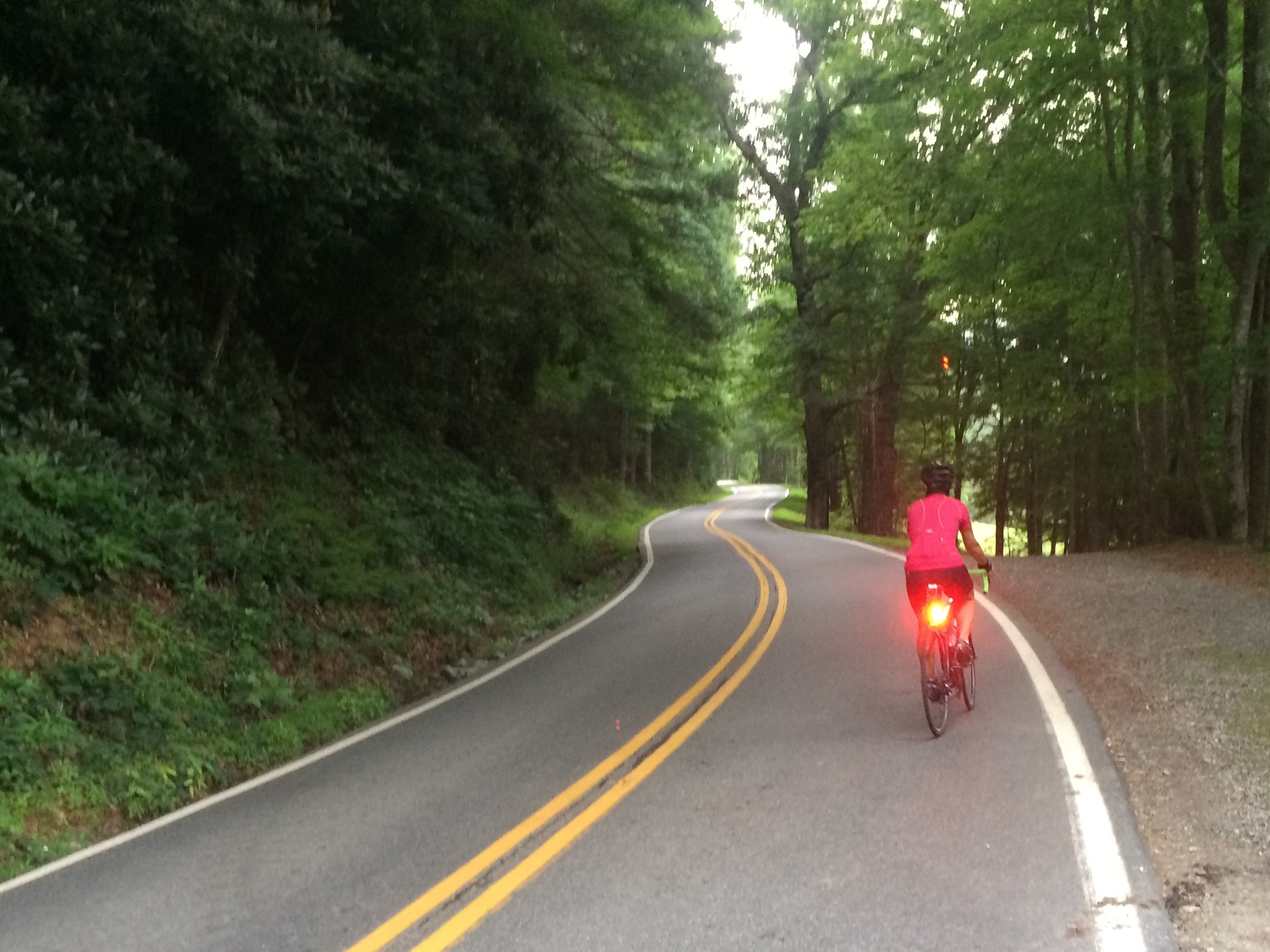 Light'm Up – advice about lights for cycling