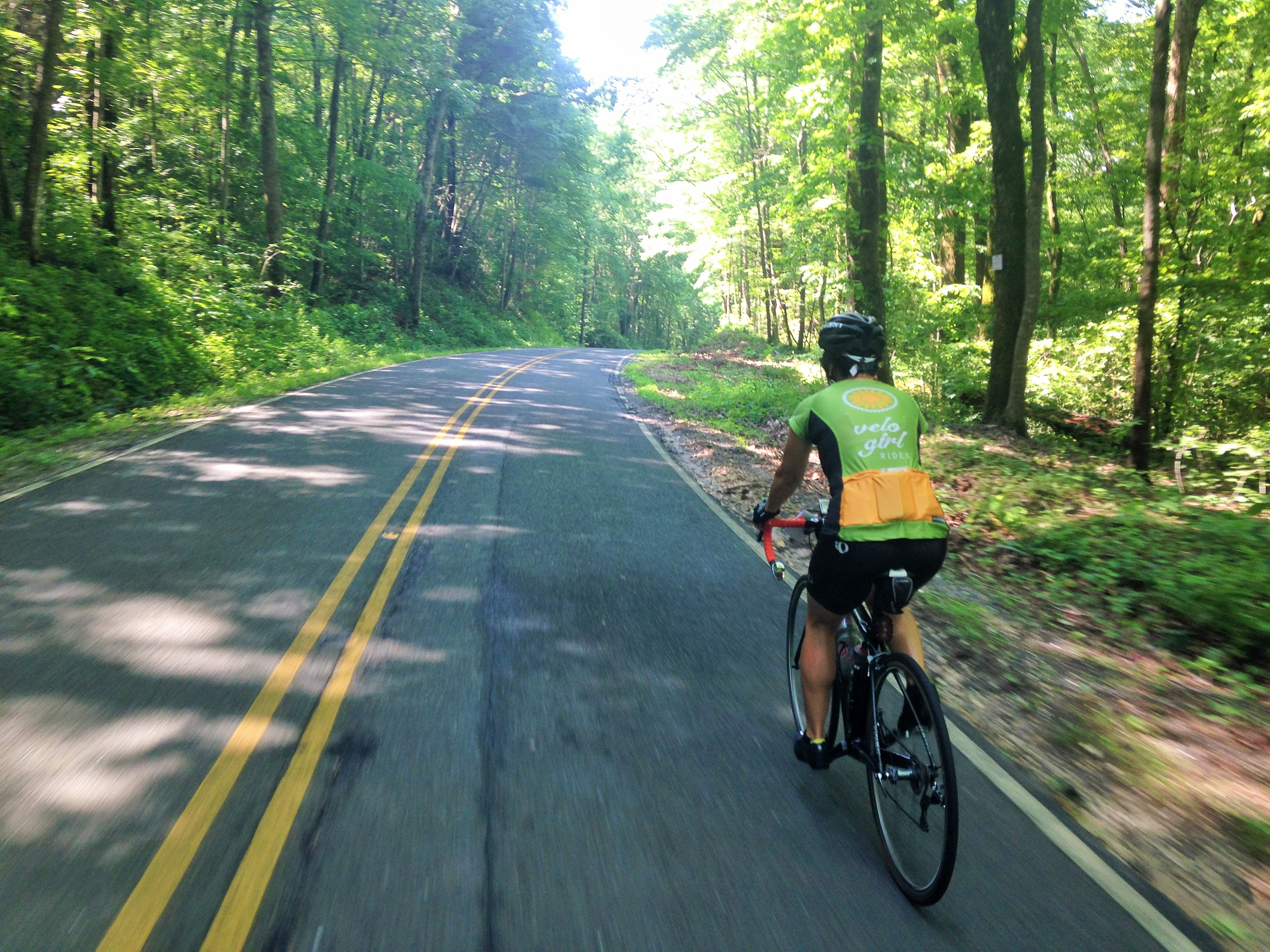 Upstate South Carolina Cycling Tour