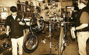 East Coaster Bike Shop is a Velo Girl Rides partner