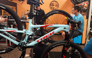 Liberty Bikes is a Velo Girl Rides Partner