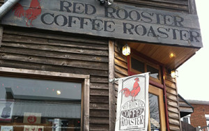 Red Rooster Coffee is a Velo Girl Rides Partner