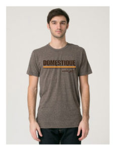 Domestique color: coffee