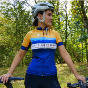Blue Ridge Parkway Jersey - Womens