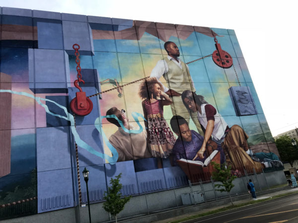 Mural in Downtown Chattanooga